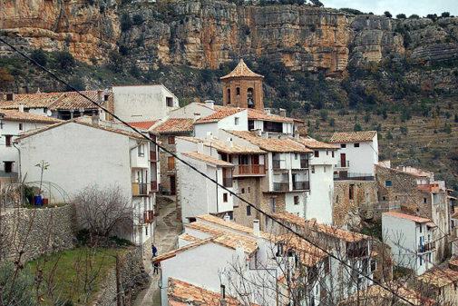 Vallibona sería una de las poblaciones agraciadas con el cajero.