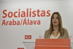 El CIS coloca a la socialista Etxebarria como favorita para la Alcaldía de Vitoria