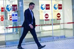 Pedro Sánchez abandona el jueves el hospital donde está ingresado Alfredo Pérez Rubalcaba.