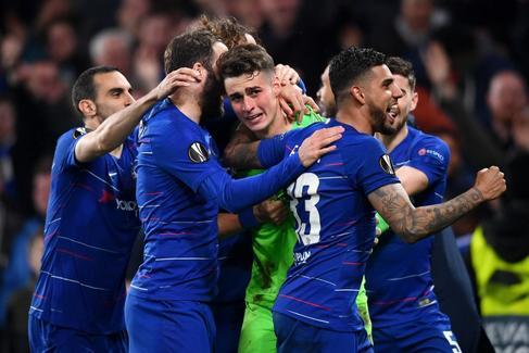 Kepa, de humillar a Sarri a ser el héroe de Stamford Bridge