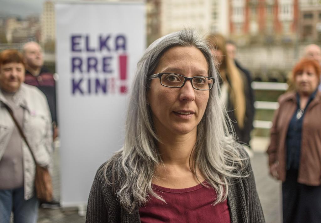 Eneritz de Madariaga, de Elkarrekin Podemos.