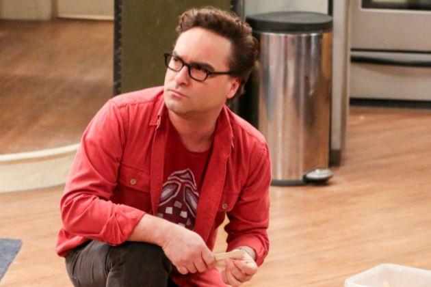 Leonard Hofstadter (Johnny Galecki) en The Big Bang Theory, personaje...