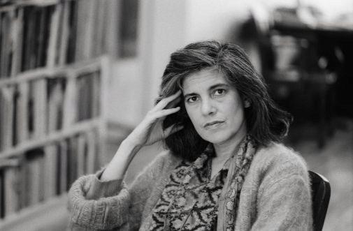 Susan Sontag, 1979.