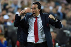 Unai Emery, Míster Europa League