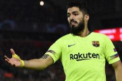 La final de Copa, sin Luis Suárez