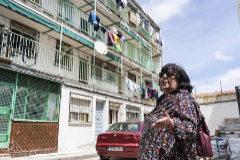 El barrio de los Elementos, en Pozuelo,.