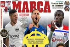 El Madrid y el Barça, en modo fichajes
