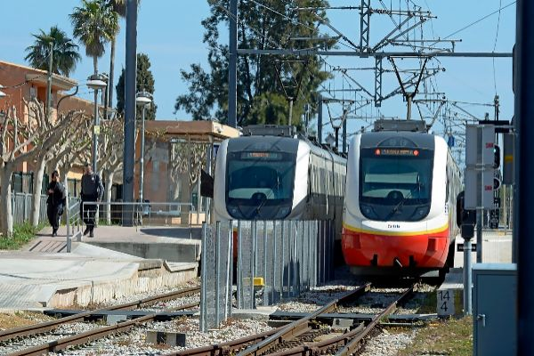 Trenes en Mallorca