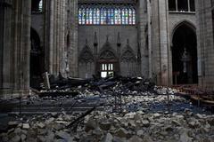 Publicará un texto inédito de Notre Dame cuyos beneficios irán a la reconstrucción