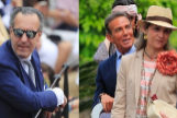 La Infanta  y Marichalar se  evitan 10 años después de su divorcio