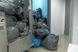 """La limpieza hospitalaria: """"No se recicla ni cristal ni plástico"""""""