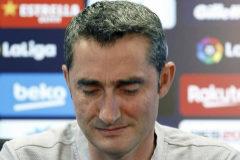"""'La gran evasión' de Valverde: """"Siento que me meten en la celda cada vez que intento olvidar esto"""""""