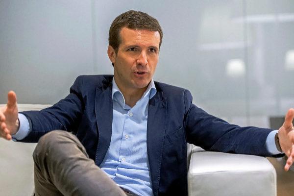 """Pablo Casado: """"La campaña fue un acierto y yo tengo mandato para cuatro años"""""""