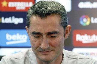 """Valverde: """"Siento que me meten en la celda cada vez que intento olvidar esto"""""""