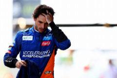 """El """"trallazo"""" de Carlos Sainz y el estancamiento de Ferrari"""