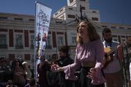 Una de las actuaciones del Festival La calle suena en primavera.
