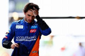 """El """"trallazo"""" de Sainz y el estancamiento de Ferrari"""