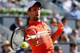 El instinto de Djokovic sofoca la 'tormenta Thiem'