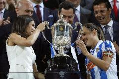 Una hazaña histórica: La Real Sociedad gana la Copa de la Reina