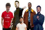 Collage de algunos participantes de Eurovisión 2019