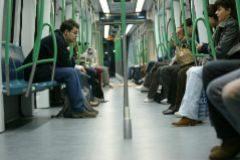 Perder el metro