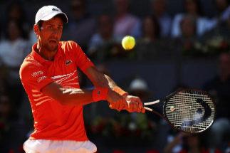 Djokovic reina por tercera vez en Madrid y empata los 33  Masters 1.000 de Nadal