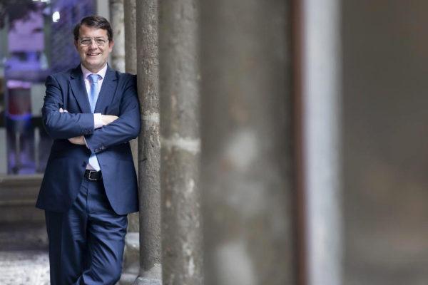 """Alfonso Fernández Mañueco: """"Aznar y Rajoy ganaron las elecciones desde el centro"""""""