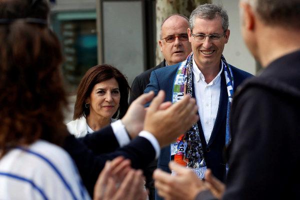 """El PNV se presenta como la vía para que Euskadi sea """"una estrella más en Europa"""""""