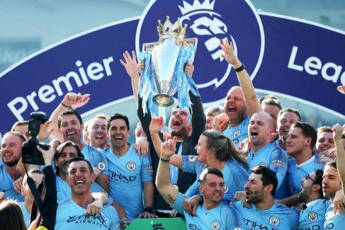 El Manchester City gana la Premier más exigente de la historia