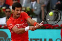 Djokovic vuelve a rugir en Madrid y potencia su candidatura a Roland Garros