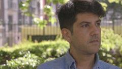 """El padre de la niña secuestrada por su madre: """"Ha habido momentos en los que me he desmoronado"""""""