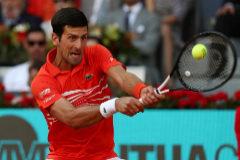 Djokovic vuelve a rugir  y refuerza su candidatura a Roland Garros