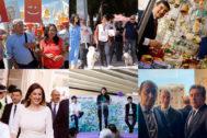 Día 3 de campaña: promesas de fiestas, electricidad pública y veterinario gratis