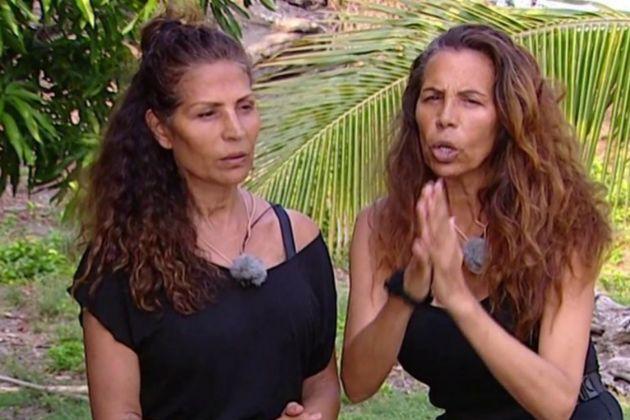 Encarna y Toñi Salazar dejan Supervivientes 2019 pidiendo perdón a...
