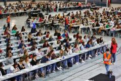 5.432 opositores se examinaron en Asturias.