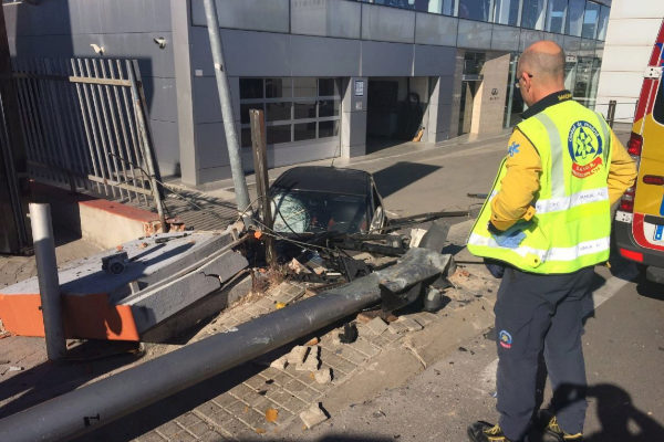 c78861140 Muere una mujer de 51 años arrollada por un coche en El Plantío | Madrid