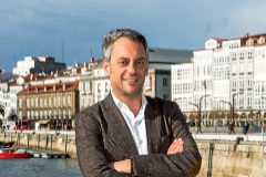 Xulio Ferreiro, alcalde de La Coruña, opta a ser reelegido.