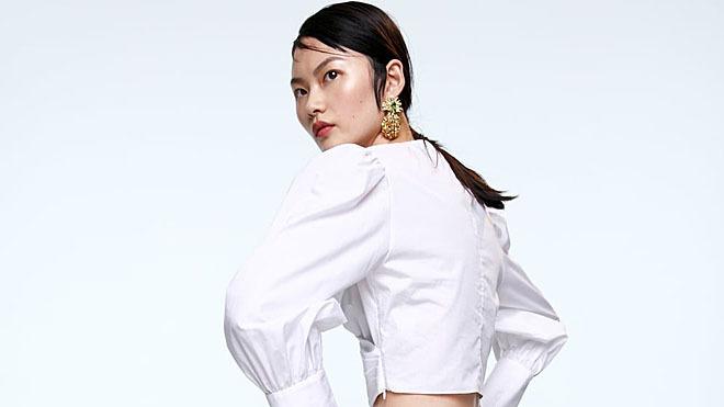94b30a30c Zara crea una falda que estrecha la cintura, alarga las piernas y ...