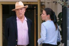 Carlos Falcó y Esther Doña en una imagen de archivo