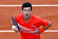 Djokovic: el campeón que elige sus momentos