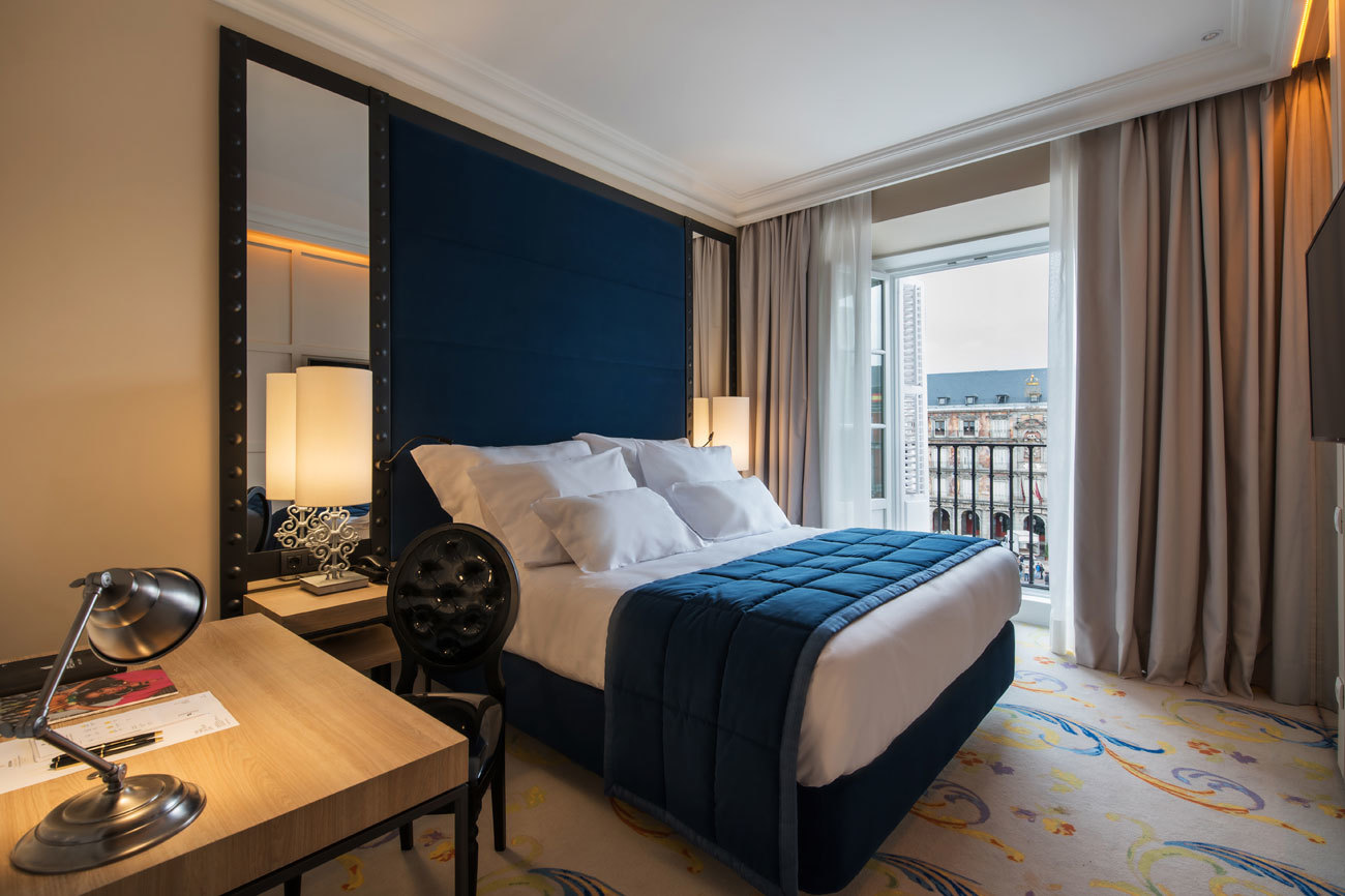 Este 13 de mayo estrenan el hotel Pestana Plaza Mayor los primeros...