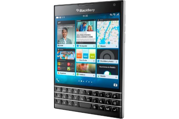 Passport, el móvil más raro que hizo BlackBerry