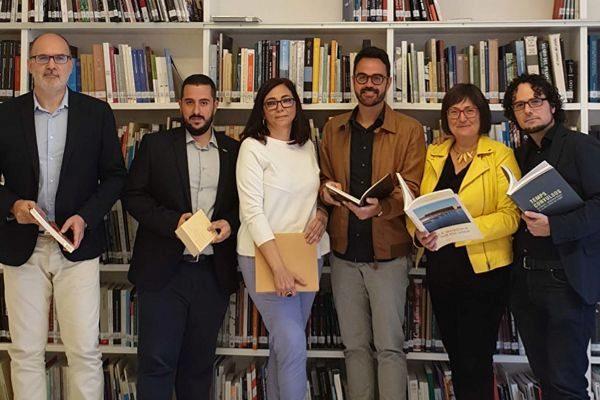 Participantes en el debate organizado por EL MUNDO