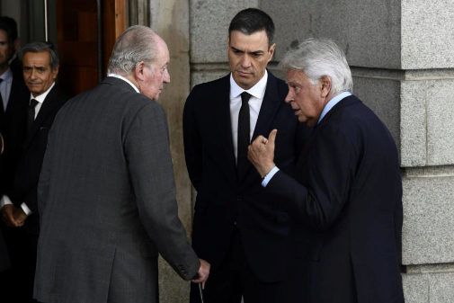 Elecciones Autonómicas 2019: Felipe González Pide A Pedro