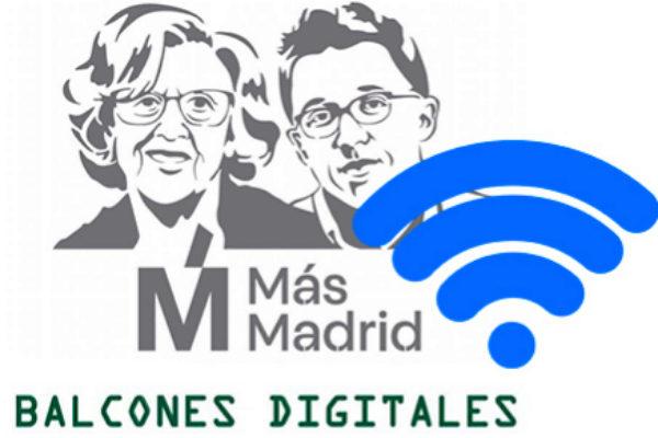 Carmena quiere que uses tu Wifi para pedir el voto pero puede perjudicar a tu internet