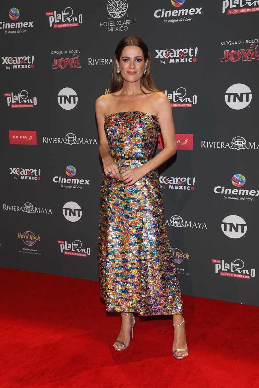Mar Saura Premios Platino 2019 | Moda | EL MUNDO