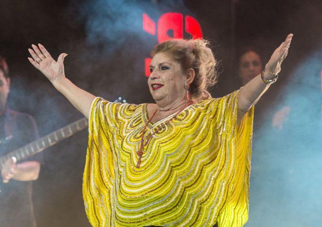 María Jiménez, en una imagen del pasado octubre.