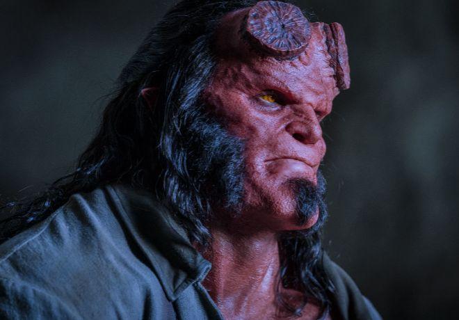 Hellboy: Del Toro, por Dios, vuelve