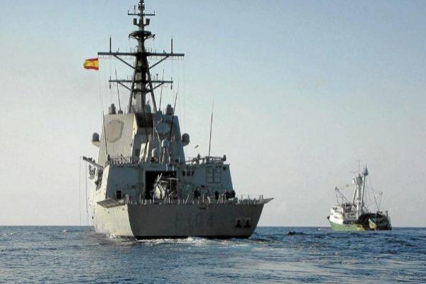 Así es la fragata Méndez Núñez, una de las joyas de la Armada española