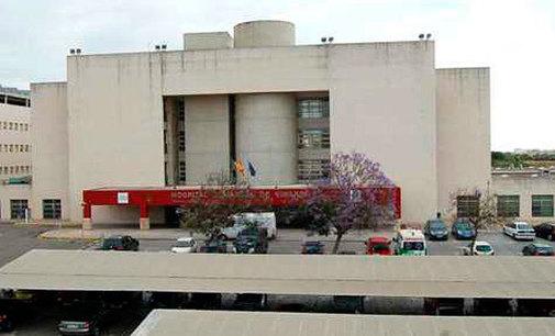 Hospital de Vinaròs, donde ocurrieron los hechos,